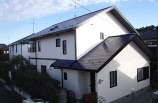 【郡山市】S様邸 屋根・外壁塗装工事