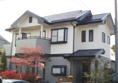 【郡山市】T様邸 屋根外壁塗装