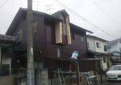 【郡山市】K様邸 屋根外壁塗装