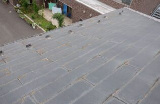 屋根 施工前