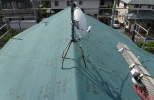 屋根 防水シート
