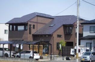 【郡山市】A様邸 屋根外壁塗装
