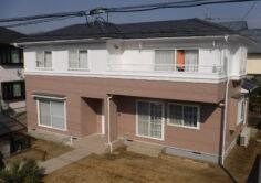 【いわき市】M様邸 屋根外壁他塗装工事