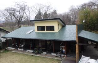 【那須町】H様邸 屋根・外壁他塗装工事