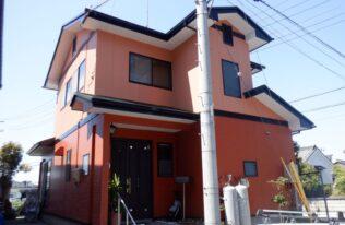 【いわき市】N様邸 屋根外壁塗装