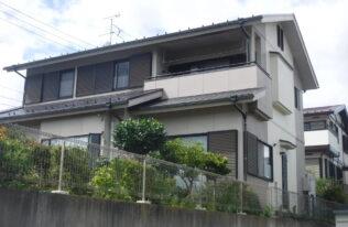 【田村市】O様邸 屋根外壁塗装工事