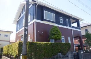 【いわき市】I様邸 屋根外壁塗装