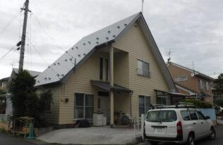 【郡山市】S様邸 屋根外壁塗装