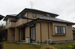 【郡山市】H様邸 屋根外壁塗装