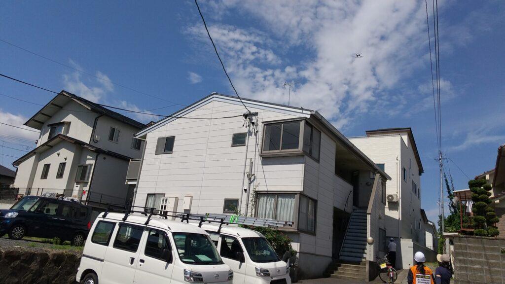 屋根塗装 外壁塗装 屋根カバー リフォーム 水廻り