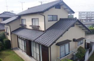 【いわき市】K様邸 外壁塗装