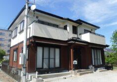 【いわき市】Y様邸 外壁塗装
