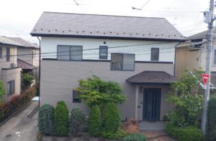 【福島市】O様邸 外壁他塗装工事