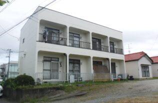 【いわき市】W様 某アパート 屋根外壁塗装工事