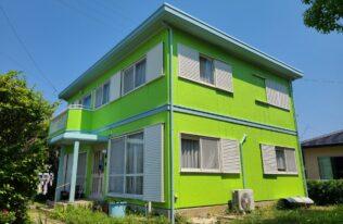 【いわき市】N様邸 屋根外壁塗装工事