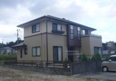 【双葉郡】N様邸 屋根外壁塗装工事