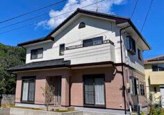 【いわき市】S様邸 外壁塗装工事